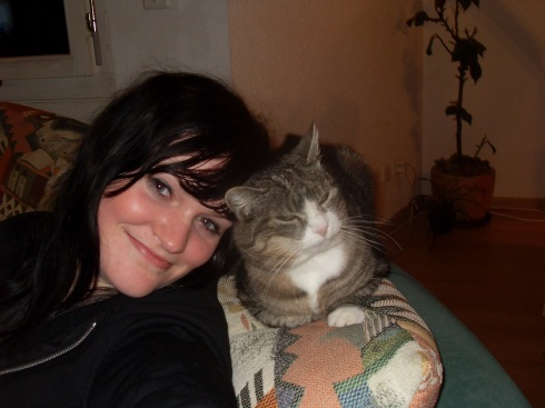 me und Simba, its love