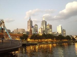 I love this City.