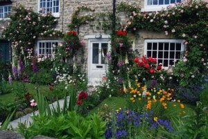 English cottage and Garden <3