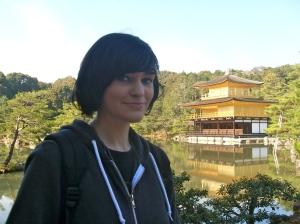 Flashback to Japan 2010.
