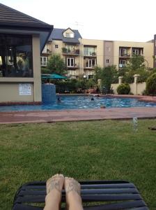 Pool Life.