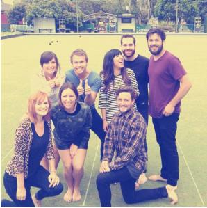 Brunswick Lawn Bowls Crew