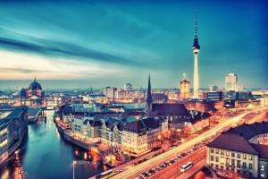 Berlin Dreaming.