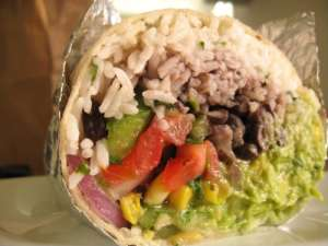I Miss Chipotle.
