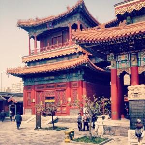 Lama Temple, Beijing.