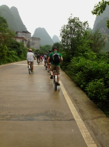 Bike Rides in Yangshuo