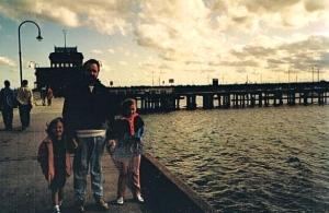 St Kilda Pier back in the 90's
