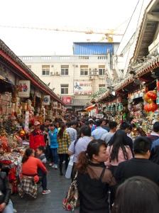 Beijing Markets.