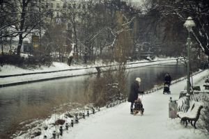 Berlin in Winter!