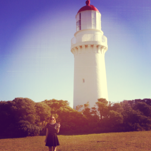 Cape Schanck Lighthouse.