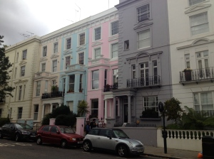Notting Hill Houses.