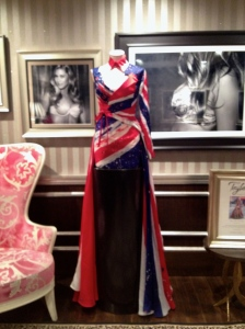 Taylor Swift's Victoria's Secret Dress.