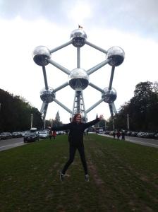 Atomium, Brussels.