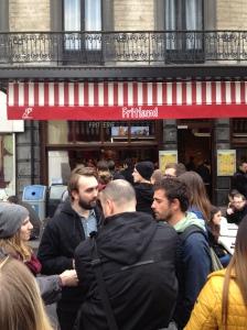 The best Belgian Fries in Brussels!