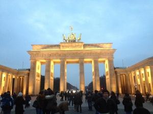 Brandenburg Gate/ Brandenburger Tor