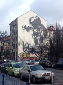 Kreuzberg street Art.