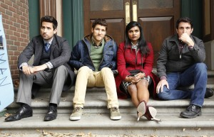 Watching and Loving The Mindy Project.