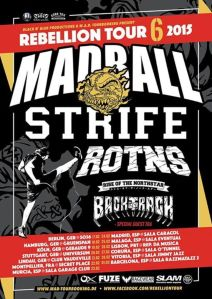 Madball Backtrack Berlin