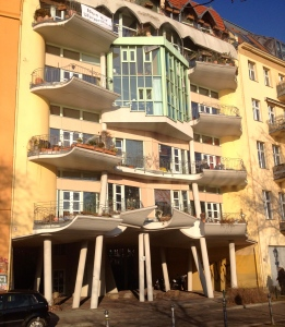 Interesting Architecture.