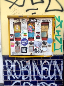 gumball toy machine berlin