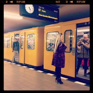 U-Bahn Life.