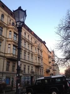 Meine Straße.