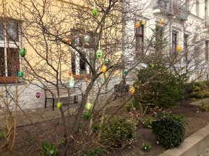 Easter in Berlin.