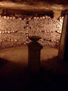 Catacombs.