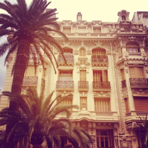 French building are so pretty!