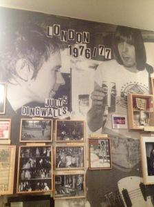 Ramones Museum, Berlin.