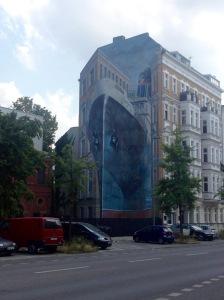 Street Art, Berlin.