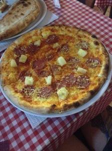 Zeus Pizza, Berlin.