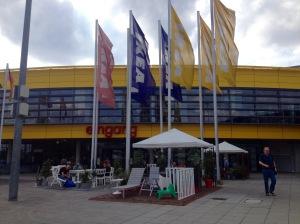 Fun times at IKEA!