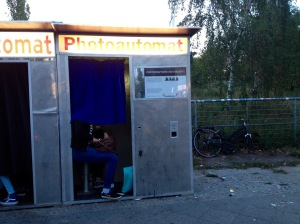 Photoautomat Love, Berlin.