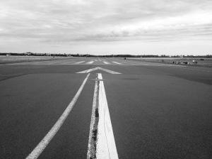 Flughafen Berlin Tempelhof.