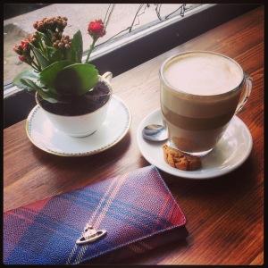 My new Vivienne Westwood purse <3