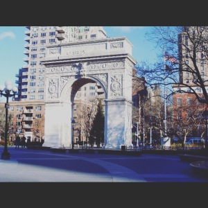 I miss strolling the streets of NYC.
