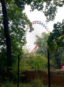 Spree Park, Berlin.