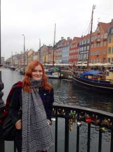 Me at Nyhavn.