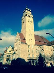 Rathaus Neukölln.