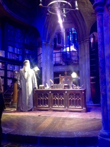 Dumbledore's Office.