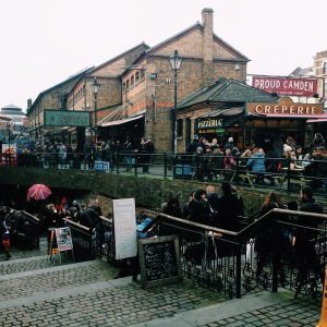 Camden Markets.