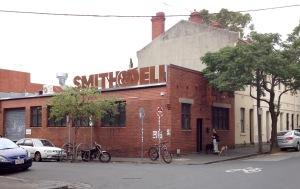 Loved Smith & Deli.