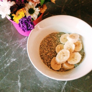Homemade Chia Pudding <3