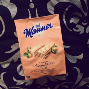 Found my favorite Manner wafers in Gisborne!